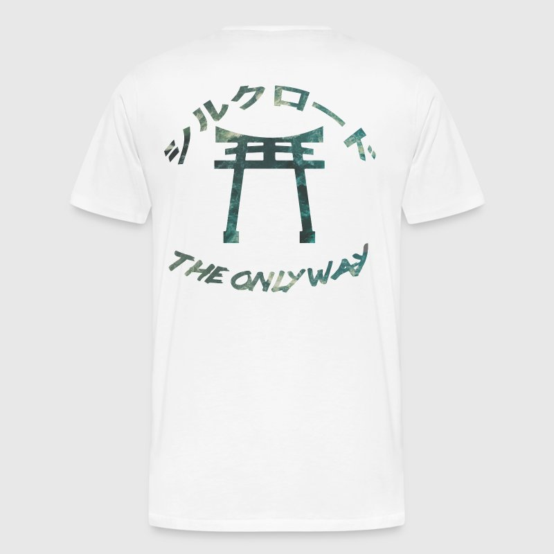 Torii Gate Tee  - Men's Premium T-Shirt