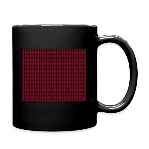 Rocky Horror Lips Black Mug - Full Color Mug