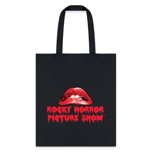 Rocky Horror Black Tote - Tote Bag