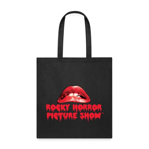 Rocky Horror Black Tote - Tote Bag