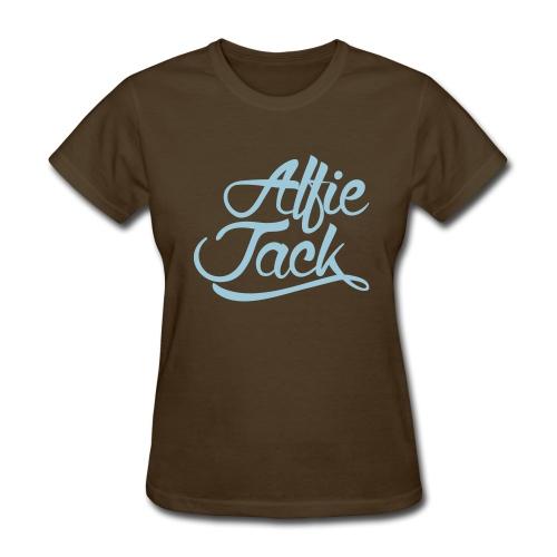 AJ Script - Women's T-Shirt