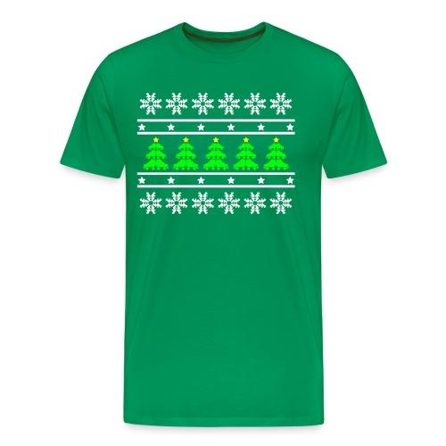 Derby Christmas MensTee - Men's Premium T-Shirt