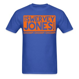 SJS UF Colors Chomp shirt - Men's T-Shirt