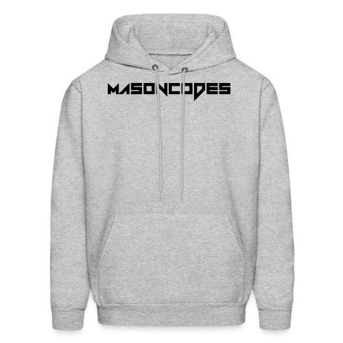 Men's 'Masoncodes' Hoodie - Men's Hoodie
