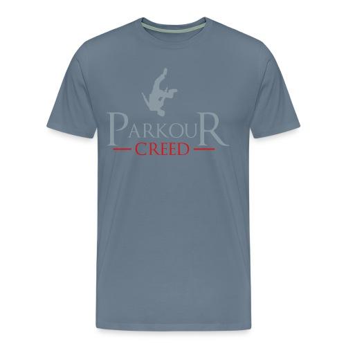 Parkour Creed - Men's Premium T-Shirt