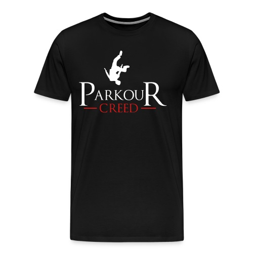 Parkour Creed - Men's Premium T-Shirt