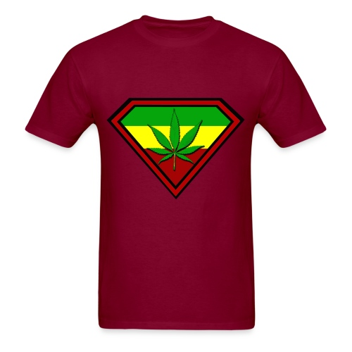 SuperWeed - Men's T-Shirt