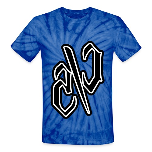 C/S Tie die T-Shirts  - Unisex Tie Dye T-Shirt