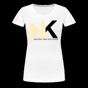 Nubian Knots Women's T-Shirt - Women's Premium T-Shirt