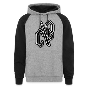 C/S Sweaters  - Colorblock Hoodie