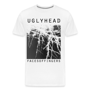 faces of fingers - Men's Premium T-Shirt