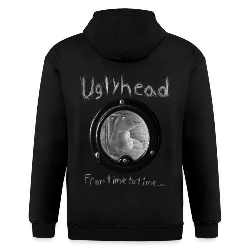 Fom time to time... hoodie - Men's Zip Hoodie