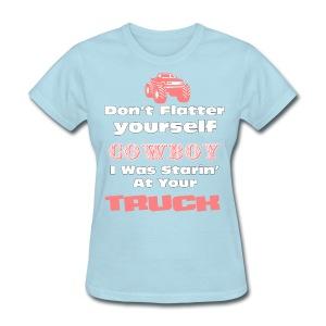 Cowboy - Women's T-Shirt