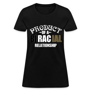 BiRacial Relationship - Women's T-Shirt