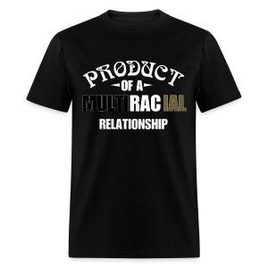 MultiRacial Relationship - Men's T-Shirt