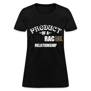 MultiRacial Relationship - Women's T-Shirt