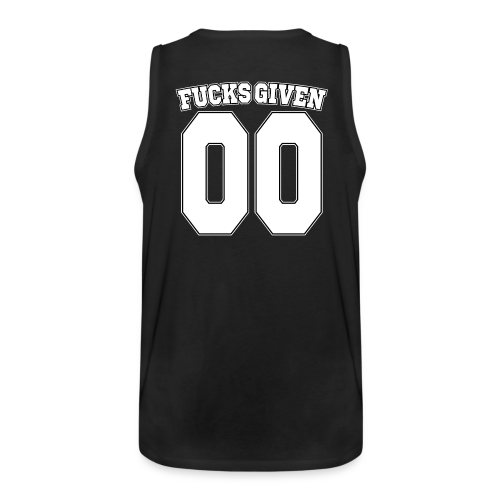 F##KS GIVEN 00 Sports Tank Mens - Men's Premium Tank