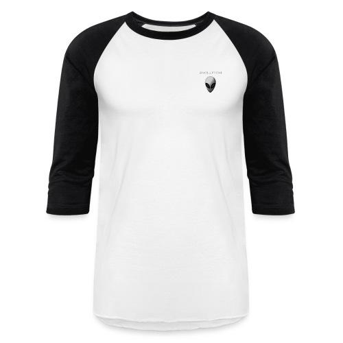Evolution baseball shirt - Baseball T-Shirt