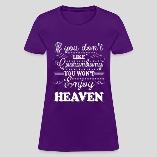 Enjoy Cooranbong Womens - Women's T-Shirt