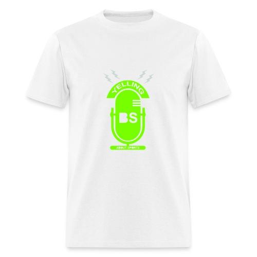 Yelling About Sports T shirt - Men's T-Shirt