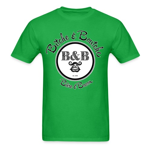 B&B - Men's T-Shirt