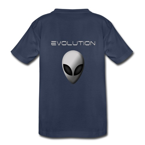 Evolution t-shirt - Kids' Premium T-Shirt
