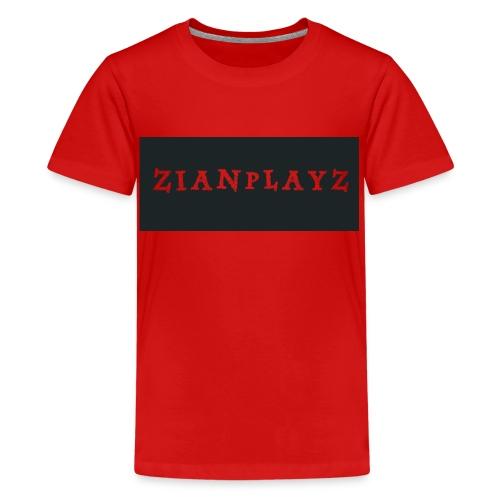 ZianPlayz Kids Premium Shirt - Kids' Premium T-Shirt