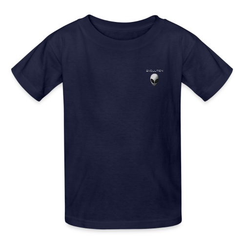 Evolution t-shirt - Kids' T-Shirt