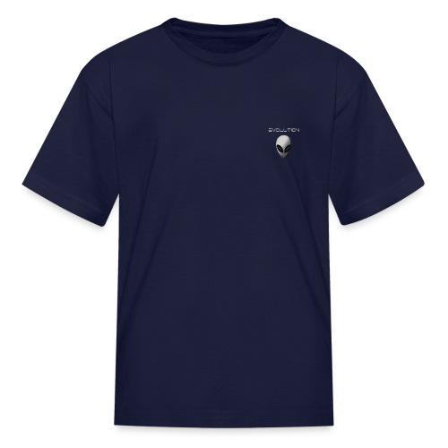 Evolution t-shirt - Kids' T-Shirt