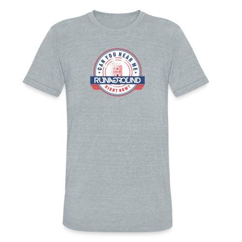 Chase You Down Men's T - Unisex Tri-Blend T-Shirt