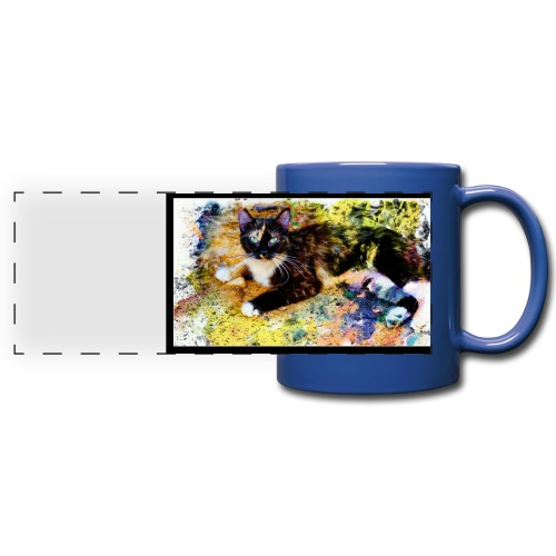 Scarlett Impressions full-color panoramic mug - Full Color Panoramic Mug