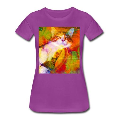 Amber Lite Brite women's premium tee - Women's Premium T-Shirt