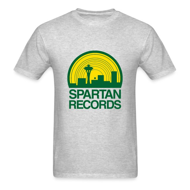 "Spartan ""Supersonics"" T-Shirt"