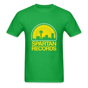Spartan Supersonics T-Shirt - Men's T-Shirt
