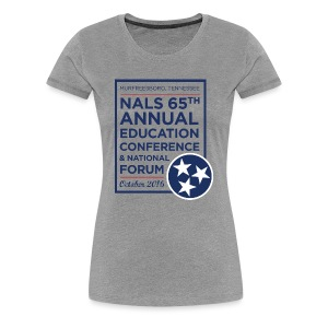 NALS 65th Conference - Modern Women's Shirt - Women's Premium T-Shirt
