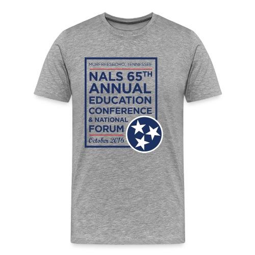 NALS 65th Conference - Men's Modern Shirt - Men's Premium T-Shirt