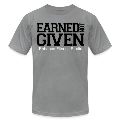 Earned Not Given - Men's  Jersey T-Shirt