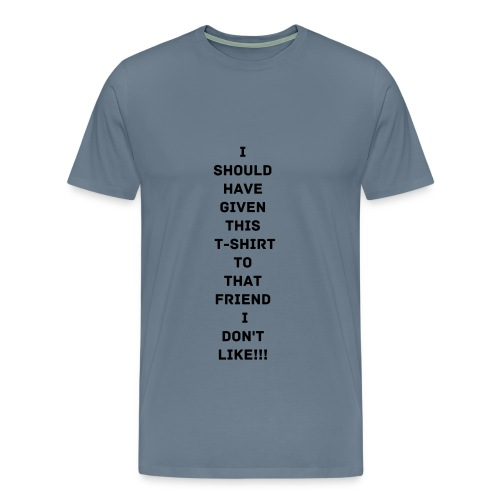 friend - Men's Premium T-Shirt