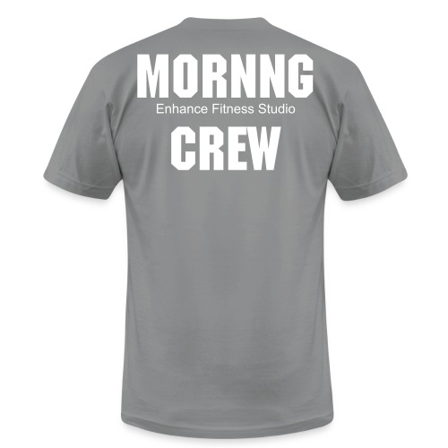 morning crew - Men's  Jersey T-Shirt