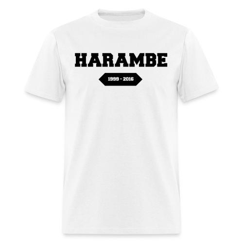 RIP Harambe - Men's T-Shirt