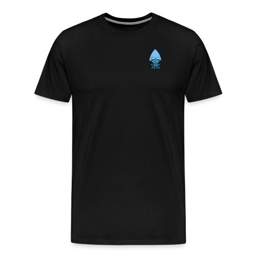 KiddoWave YouTube Logo Shirt - Men's Premium T-Shirt