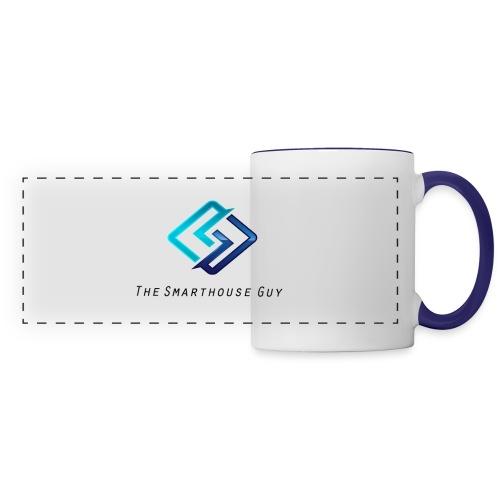 Smart House Guy Mug - Panoramic Mug