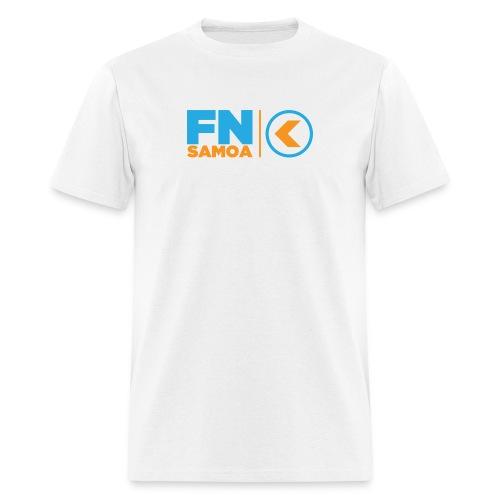 FN Samoa Original Logo   Men - Men's T-Shirt