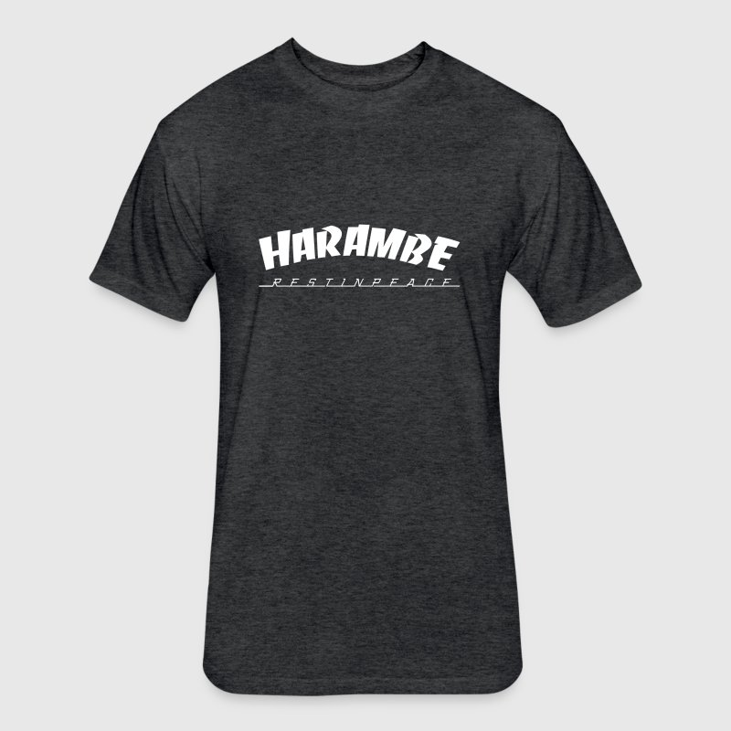 Harambe Rest In Peace T Shirt Spreadshirt