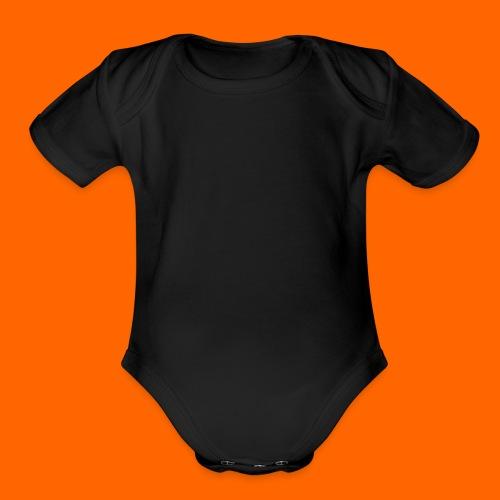 Diamond Dogs MC baby   - Organic Short Sleeve Baby Bodysuit