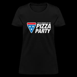 Pizza Party Women's T-Shirt - Women's T-Shirt