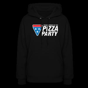 Pizza Party Women's Hoodie - Women's Hoodie