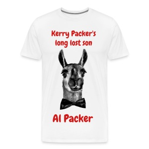Al Packer - Men's Premium T-Shirt