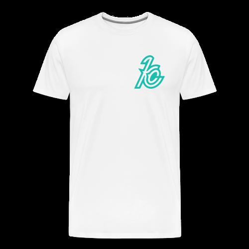 Kevin Co Logo Tee  - Men's Premium T-Shirt