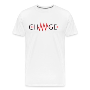 Resist Change -Premium Tee - Men's Premium T-Shirt